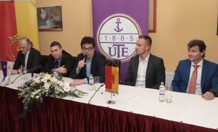 Bemutatkozott az UTE e-Sport szakosztálya