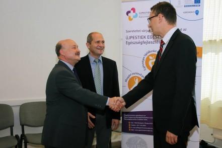 AZ SZTK is nyert felújítási forrást az Egészséges Budapest Programból